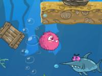 הכדור הסגול 6 (מתחת למים!)