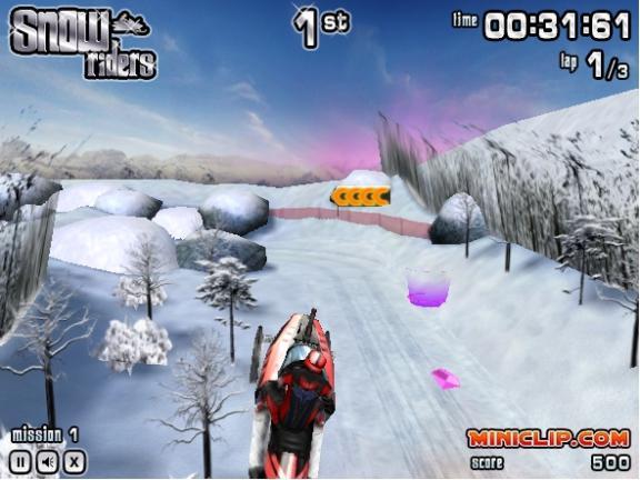 אופנועי שלג