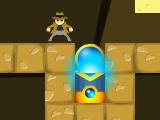 הבריחה מהפירמידה