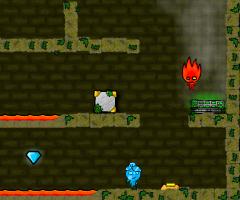 ילד האש וילדת המים 3: מקדש היער